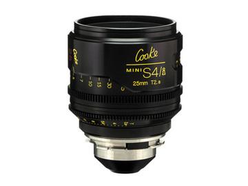 Rent: Cooke Mini S4/i 25mm T2.8