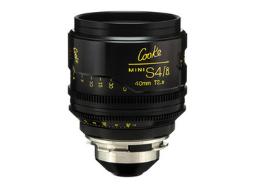 Rent: Cooke Mini S4/i 40mm T2.8