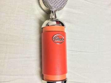 Rent: Blue Spark Studio Microphone