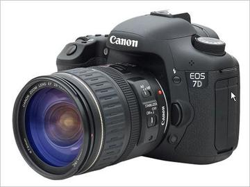 Rent: Canon 7D Package (24-70, 28-135 & Accessories)