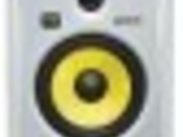 Rent: Krk Rokit 6 (White)