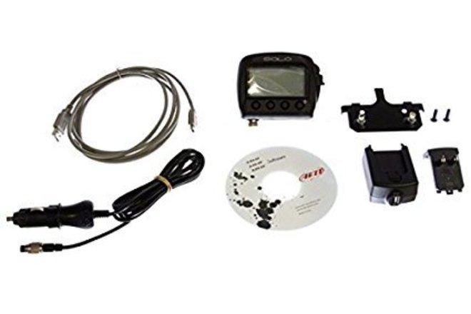 Aim Solo DL (car data acquisition system)