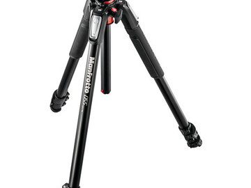 Rent: Manfrotto MT055XPRO3 055 Aluminium 3-Section Tripod