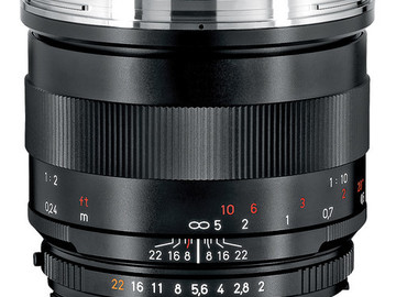 Rent: Zeiss 50mm f/2 Makro-Planar