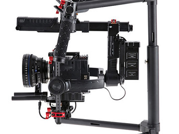 Rent: DJI Ronin MX Wireless Directors monitor / follow focus Kit