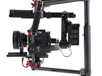 Rent: DJI Ronin MX Wireless Directors monitor / follow focus Kit