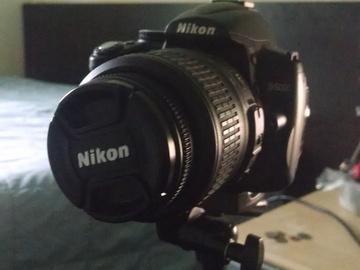 Rent: Nikon D5000