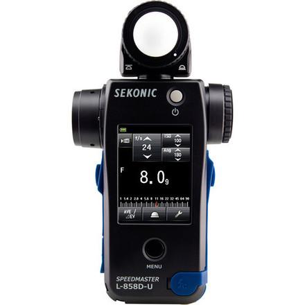 SEKONIC SPEEDMASTER L-858D-U