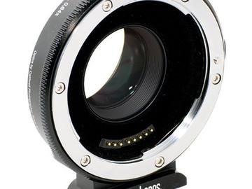 Rent: Metabones Speed Booster M43 to Nikon G XL 0.64x