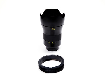 Rent: Zeiss Otus 28 & 55mm f/1.4 ZE w/CineGear