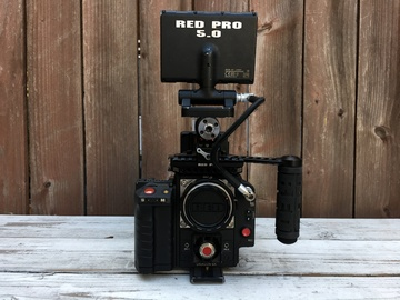Rent: RED Epic Dragon Kit