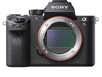 Rent: Sony a7s II kit (Body Only)