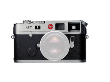 Rent: Leica M7 TTL .72 Rangefinder Camera (Silver)