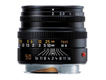 Rent: Leica Summicron-M 50mm f/2 Lens