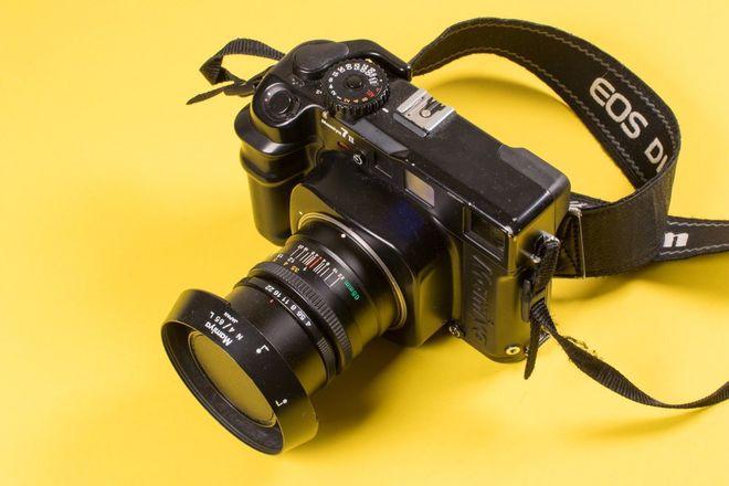 Mamiya 7 II Medium Format SLR Film Camera with 65 mm lens