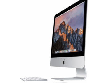"Rent: Apple 21.5"" iMac i5 (1.6GHz) - 16GB ram & ADOBE Suite"