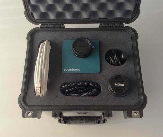 Edgertronic High Speed Camera