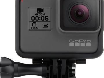 Rent: GoPro Hero 5 KIT (Batteries & more)