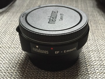 Rent: Metabones EF to Sony NEX E-EF Adapter Mark IV