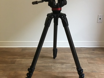 Manfrotto 536 Tripod