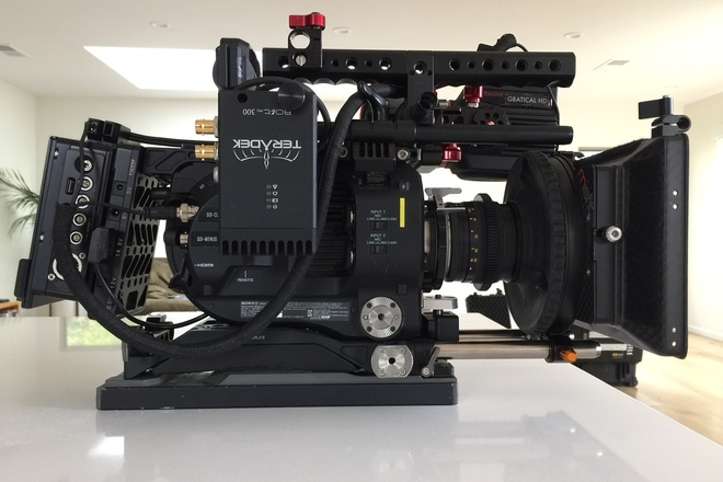 SONY FS7 PACKAGE FULL PACKAGE + WIRELESS MONITORING