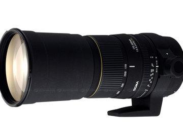 Rent: Sigma 170-500mm f/5-6.3 APO