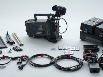 Rent: ARRI ALEXA EV w/ High Speed license