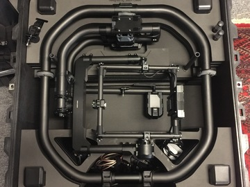 Rent: Movi Pro Kit w/Jasoncase