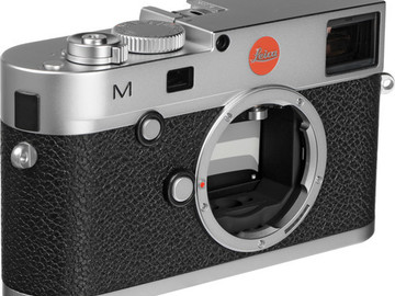 Rent: LEICA M9 silver kit with leica Elmar 24mm 3.8