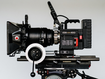 Rent: RED Epic-w Helium 8K - FULL Package +Tons of AKS