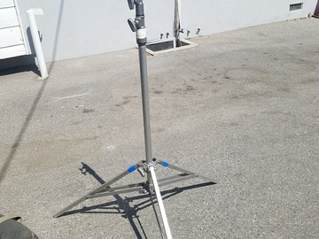 Rent: Baby Riser Stand (2 Available)