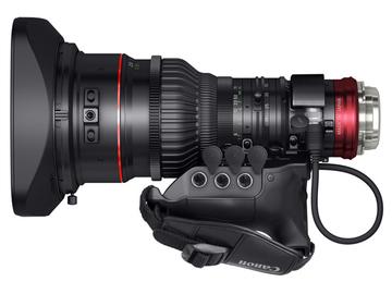 Rent: Canon Cine Style Zoom Lens 17-120
