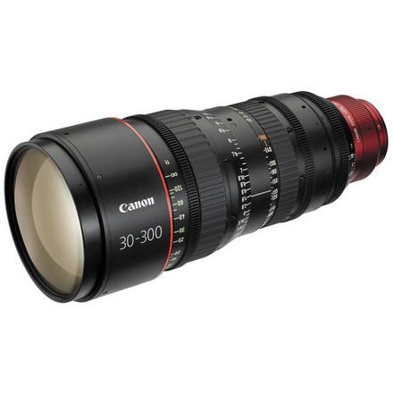 Canon CN-E 30-300mm Cinema Zoom Lens PL/EF Mount
