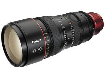 Rent: Canon CN-E 30-300mm Cinema Zoom Lens PL/EF Mount