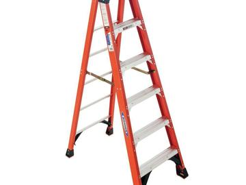 Rent: 6ft Ladder (2 Available)
