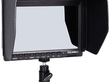"Rent: Feel World HDMI 7"" HD Camera monitor (1280x800)"