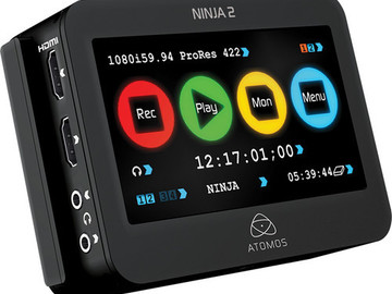 "Rent: Atomos 4.3"" Ninja 2 Video Recorder"