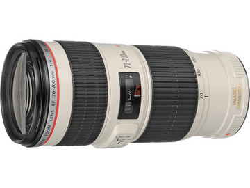 Rent: Canon 70-200 F4 IS