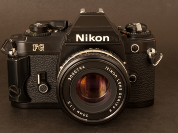 Rent: Nikon FG Film Camera with Nikon 50mm 1.8D