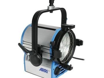 Rent: Arri 2000w Fresnel LED Modified Daylight Balanced