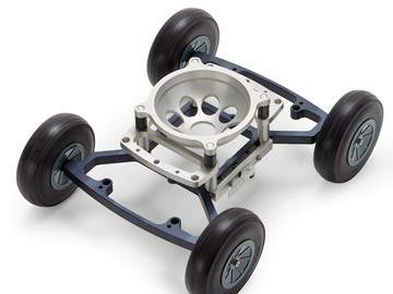Rent: MYT WORKS LARGE ROVER DOLLY
