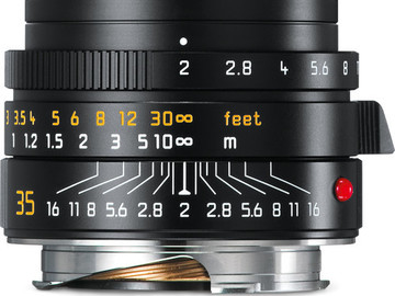 Rent: Leica Summicron-M 35mm f/2 ASPH Lens