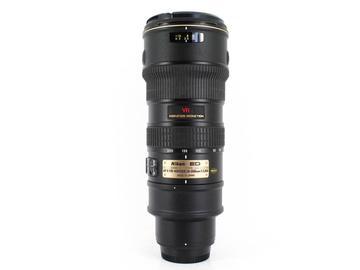 Rent: Nikon AF-S 70-200mm f/2.8G IF-ED VR