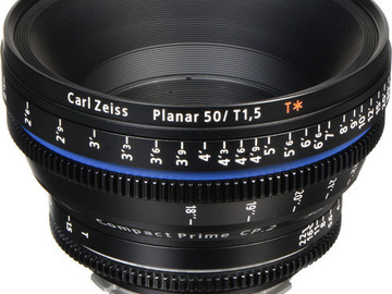 Rent: Zeiss CP.2 T2.1 EF -Set of 2 (18, 21, 28, 35, 50, or 85mm)