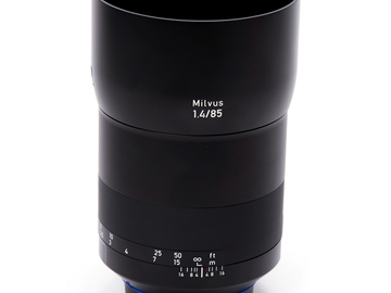 Rent: Zeiss Milvus 85mm f/1.4 ZE
