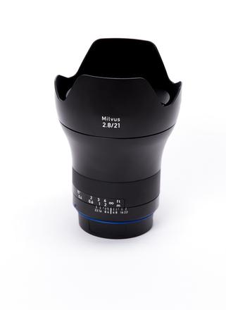 Zeiss Milvus 21mm f/2.8 ZE