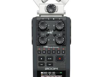 Rent: H6 Audio Recorder