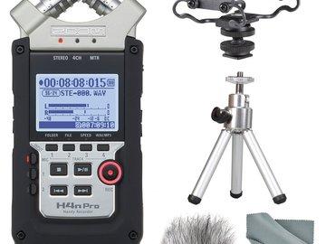 H4n Audio Recorder (1) Furry windscreen