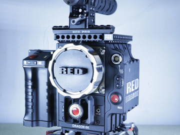 Rent: RED EPIC DRAGON 6K premium package