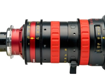 Angenieux Optimo DP Rouge 16-42mm T2.8 Zoom Lens